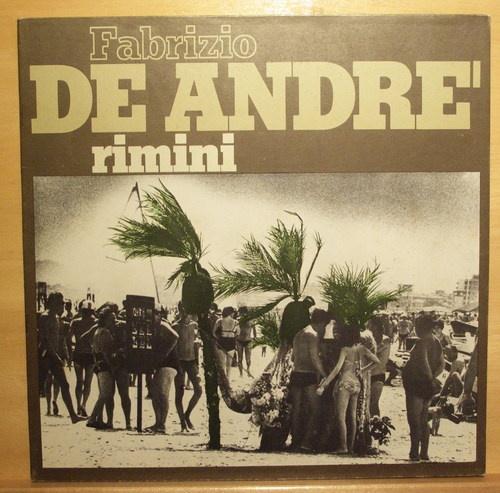 FABRIZIO DE ANDRE - Rimini - mint minus