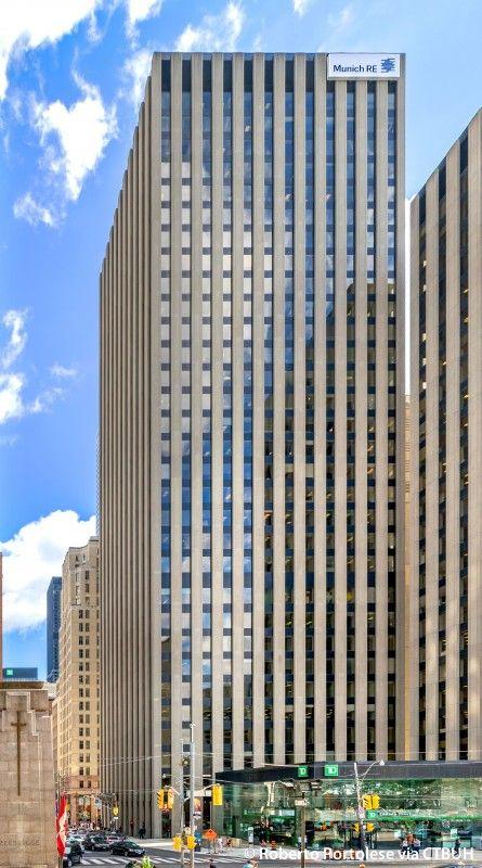 Munich Re Centre - The Skyscraper Center