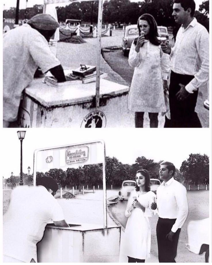 First look of mere bhai @karanvirbohra ...it's #tributetolove of Sonia Gandhi and Late former PM Rajiv Gandhi. #ijazatthefilm