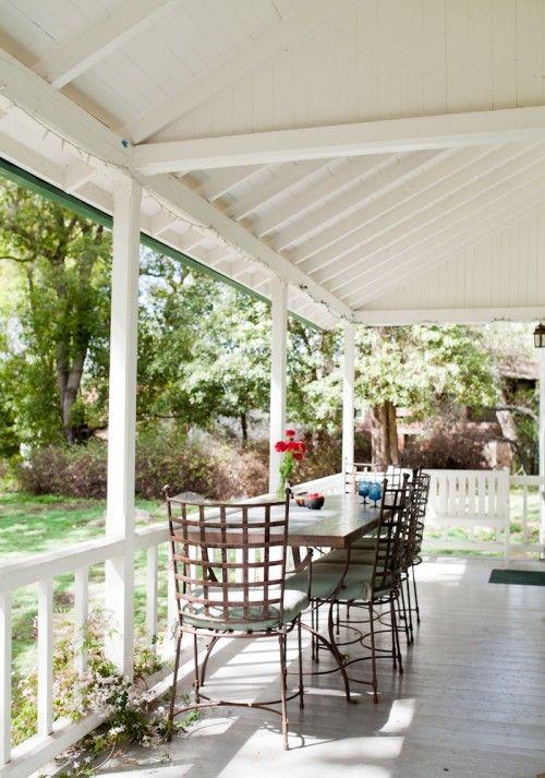 131 best decoracion patios y porches images on pinterest for Decoraciones de patios y terrazas