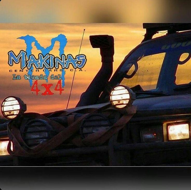 En @Makinas_4x4 tenemos todos los accesorios que un rustico y carro necesita✔ no dejes de visitarnos en San diego - Carabobo Av. Don Julio Centeno al frente del parque Big Low Center. Somos distribuidores autorizados �� #Terrain #ProLine #Safari #Carpas4wd  #Mare #IPF #MidLand #Garmin #Hammer #Pioner #Lanzard #3M #MultiLoock #Tiger #Hunt también préstamos servicios de instalación ��  @Makinas_4x4  @Makinas_4x4  @Makinas_4x4  @Makinas_4x4  TODO EN UNA SOLA TIENDA  Síguenos y entérate de las…