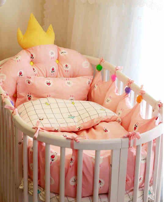 серия Прамила Nordic ручной работы на заказ детской кроватки пакет продуктов -tmall.com Lynx