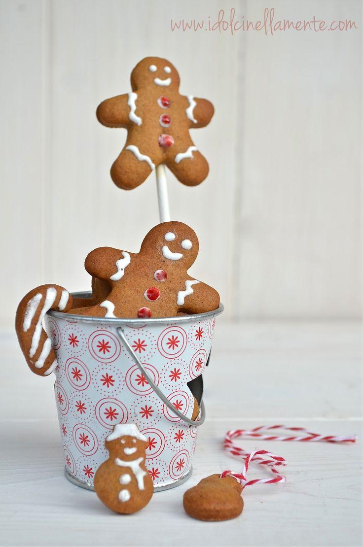 Gingerbread, ovvero…Omini di pan di zenzero