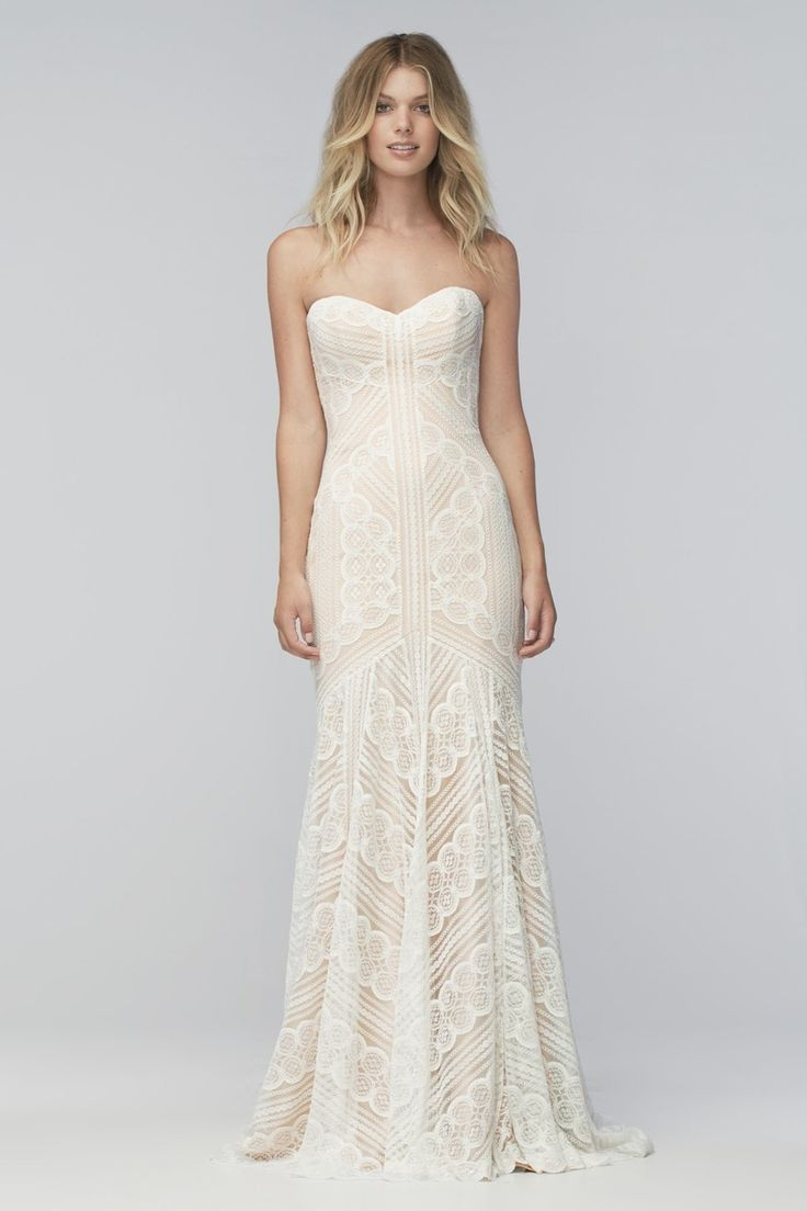 Watters Betty Bridal Gown  Shop this gown (02) 9487 4888