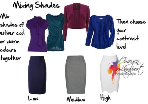 How to Mix and Match Colours http://www.insideoutstyleblog.com/2014/02/how-to-mix-and-match-colours.html