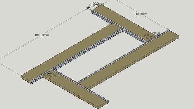 guida per fori per fresatrice verticale - 3D Warehouse