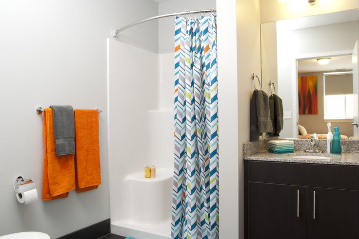 You Would Love Getting Ready In This Bathroom At The Flats Property!