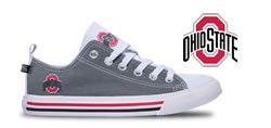 Ohio State Low-Top
