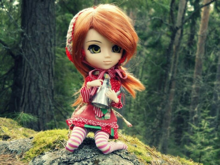 Strawberry girl (Integra - Pullip Souseiseki 2007)