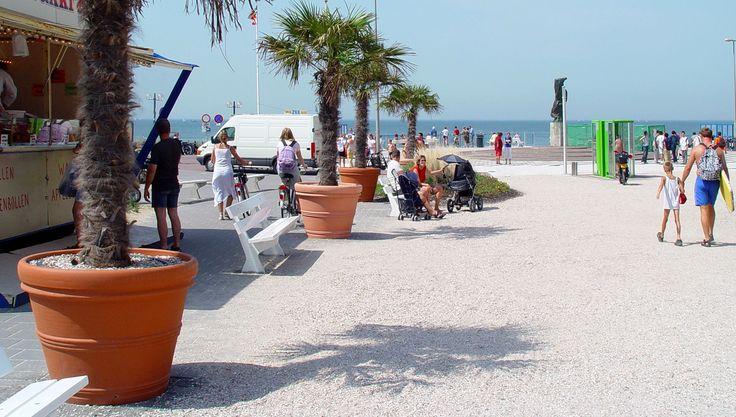 Boulevard at the beach #iamsterdam