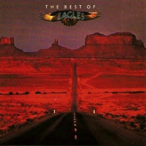 Eagles Album Cover Desert Pinterest Album Eagles