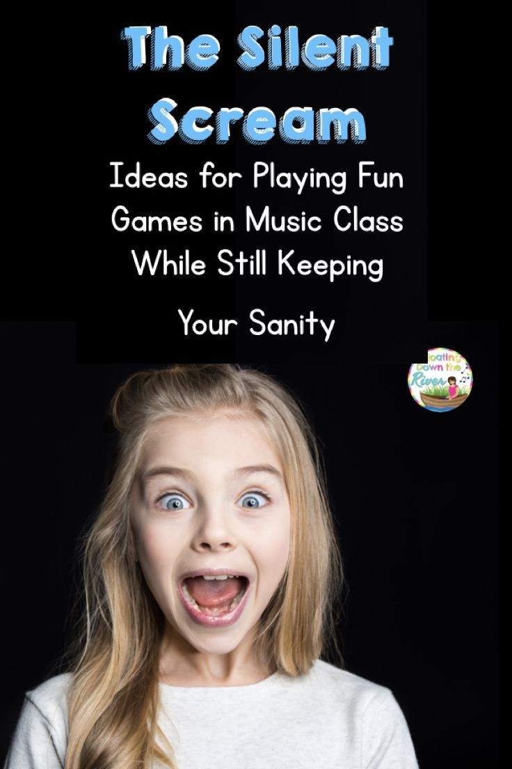 The Silent Scream: Playing Fun Games while Keeping Your Sanity