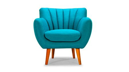 Lorens Lounge Chair by Scandinavian Design available at Hunter Furniture