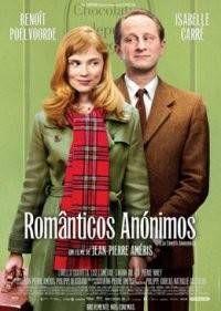 Filme / DVD - Românticos Anônimos (Les émotifs anonymes) - 2010