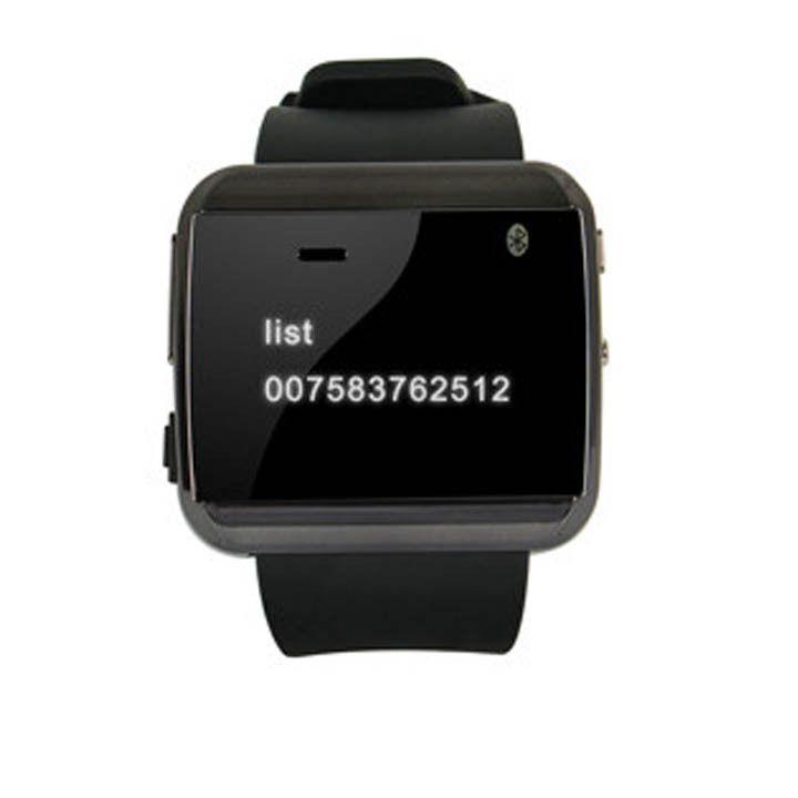Bluetooth Smart Uhr Mode Frau Mann Luxus Band Sync Telefonbuch + Nachricht + Anrufe + Alarm anti-verlorene Smartwatch //Price: $US $55.99 & FREE Shipping //     #clknetwork