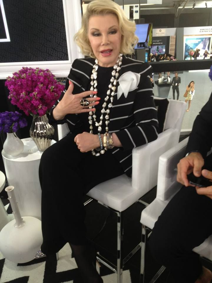 22 best Joan Rivers images on Pinterest | Joan rivers, Blazer and ...