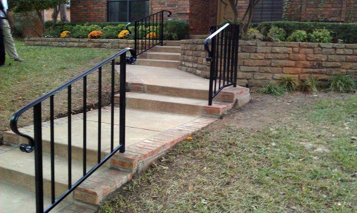 Best Decorative Handrails Robitzsch Fencing Dallas Texas 400 x 300