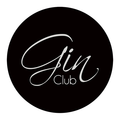 """Gin Club - Lisboa, Portugal"" Logo"