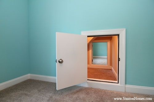 Secret Room for Kids | Secret Passages in Homes