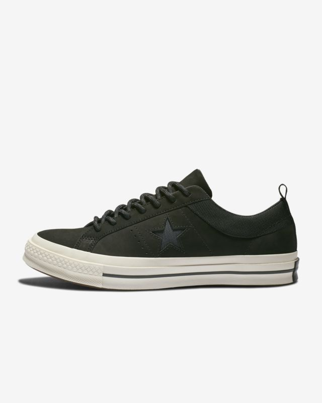 6dcfd0f3f656 Converse One Star Sierra Leather Low Top Unisex Shoe