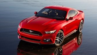 New right-hand drive Ford Mustang 2015 unveiled...OMG I love it!