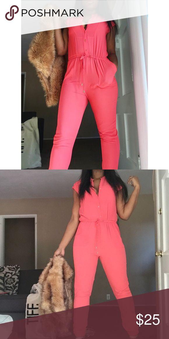 The Jumpsuit Coral long pant jumpsuit . haute monde Pants Jumpsuits & Rompers