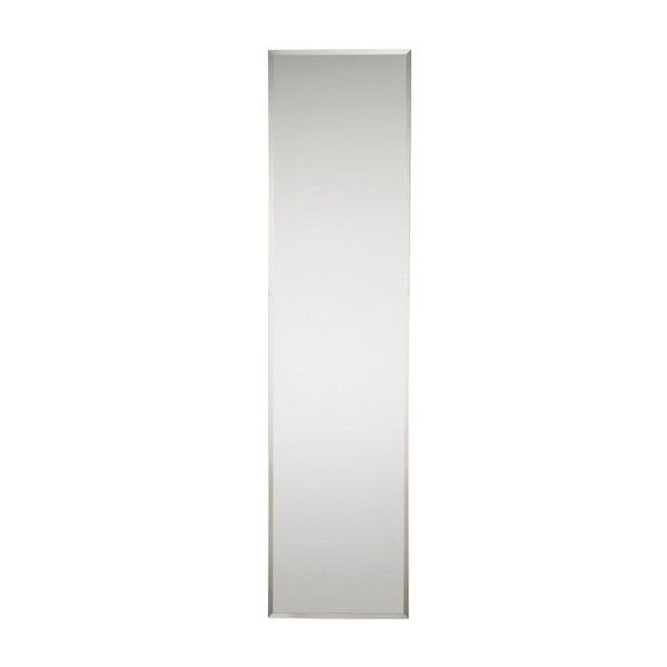 HOME Full Length Frameless Wall Mirror ($23) ❤ liked on Polyvore featuring home, home decor, mirrors, full length mirror, frameless full length wall mirror, frameless full length mirror, full length hanging mirror and frameless wall mirror