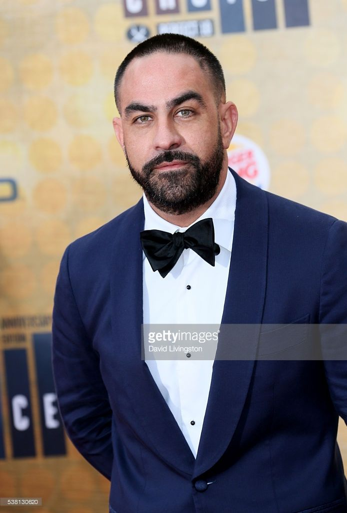 TV personality Chris Nunez attends Spike TV's 'Guys Choice 2016' at Sony Pictures Studios on June 4, 2016 in Culver City, California.