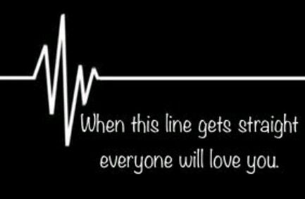 The love then will also be for a very very very short time... or it may come out on certain occasions only