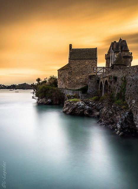 Tour Solidor – Saint-Malo, Ille-et-Vilaine (France) – Crédit Photo : Ludovic Lagadec (bzh 64) via Flickr