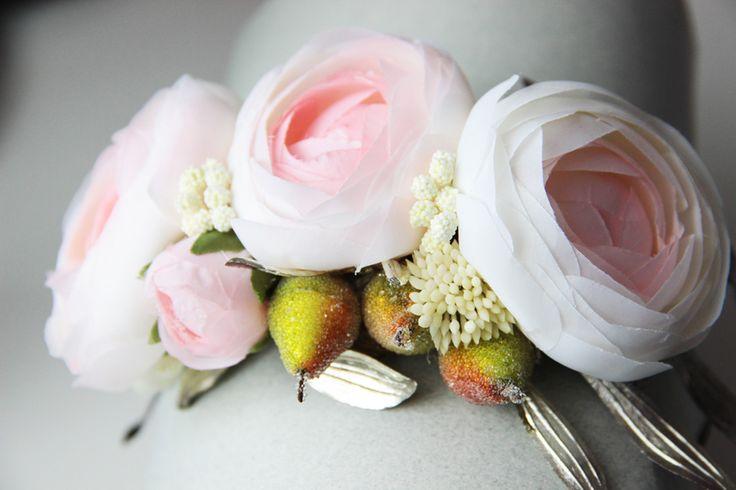 Flowery čelenka 02