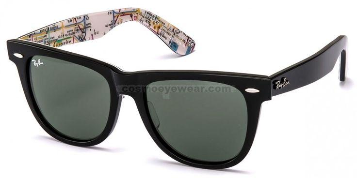 Ray-Ban RB2140-1028 Wayfarer-L   Cosmo Eyewear