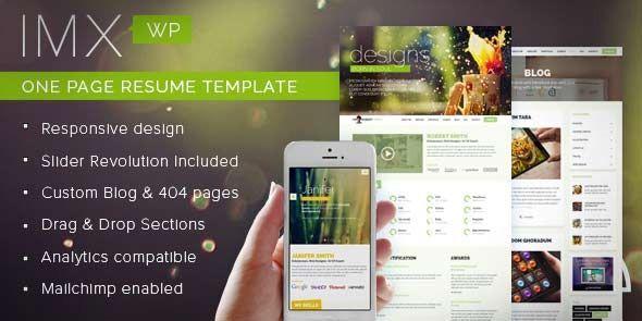 Mejores 8 imágenes de Beautiful Wordpress Themes en Pinterest ...