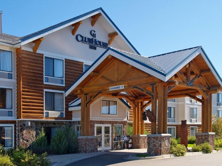 Gray Wolf Inn Suites West Yellowstone Mt Montana Wyoming Dreamin Pinterest And