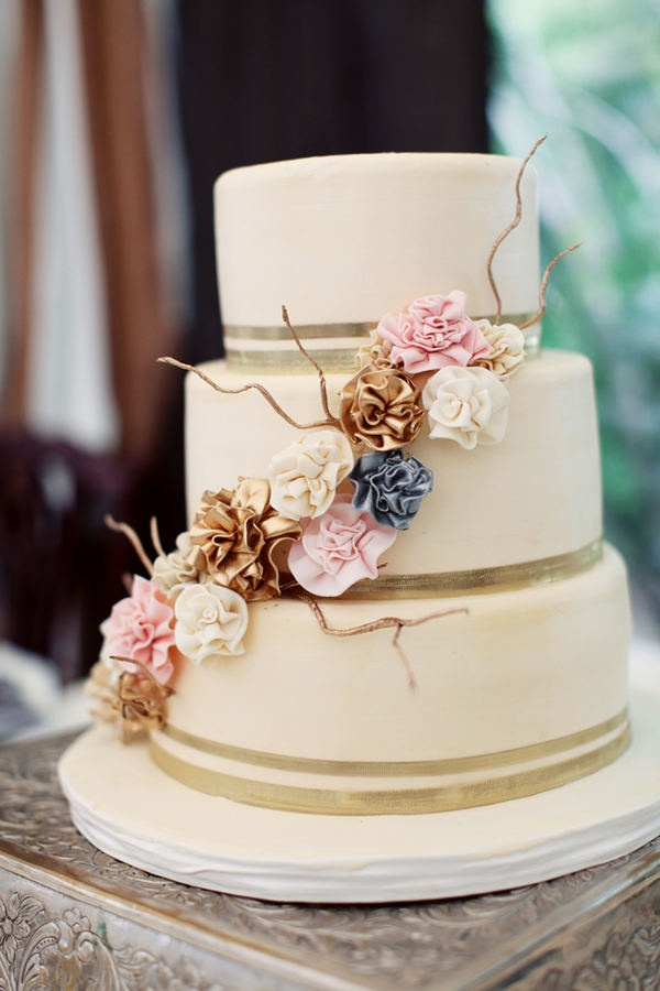 Pink, Grey, Gold, PinkColors Pallettes, Pink Cakes, Gold Foil, Cunningham Photography, Wedding Cakes, Shancunninghamphotographi Com, Style Me Pretty, Gorgeous Wedding, Coral Flower