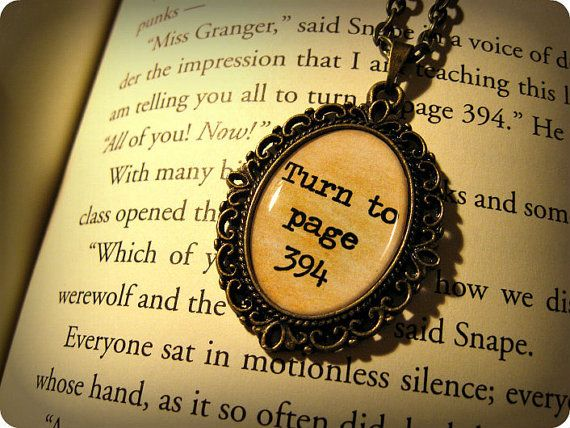 Turn To Page 394 Alan Rickman Severus Snape Harry by Reddropdrop