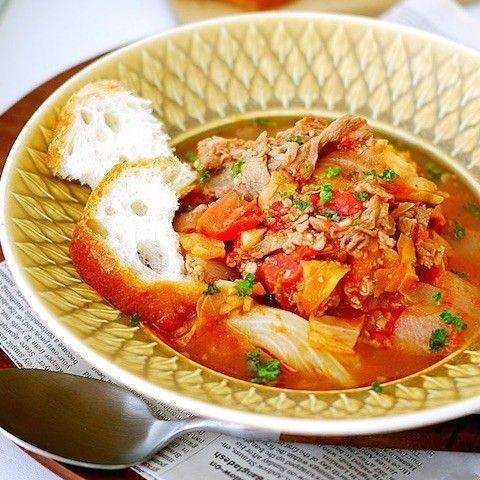 煮込み10分!「さっぱりトマトシチュー」なら暑い季節も食べやすい★ | クックパッドニュース