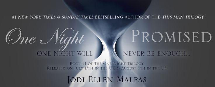 One Night Promised - Jodi Ellen Malpas