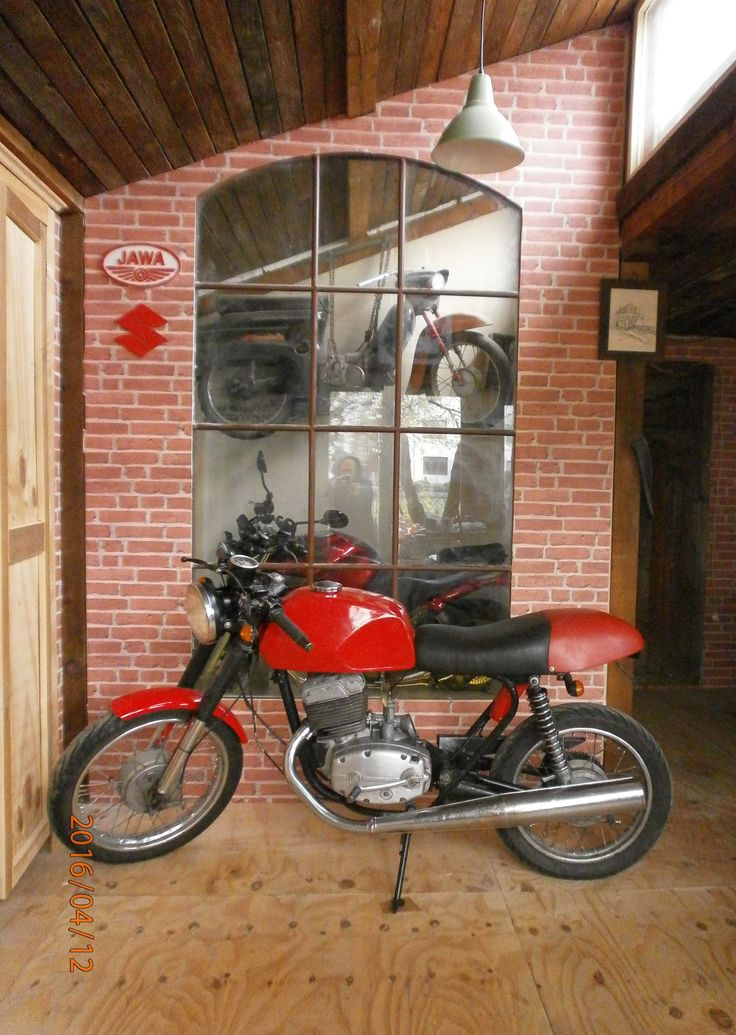 Build Your Own Cafe Racer Moped