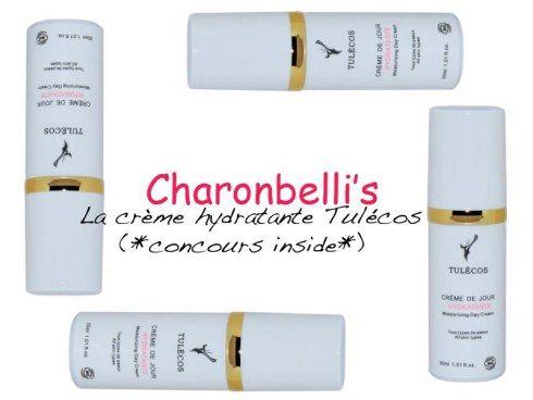 La crème hydratante Tulécos - Charonbelli's blog beauté