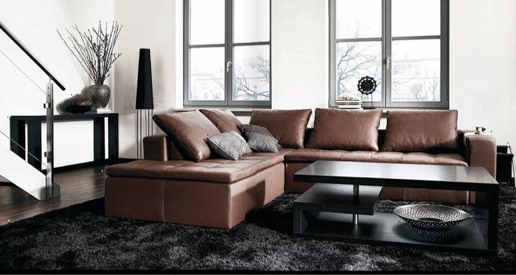 Keep it contemporary. #home #decor