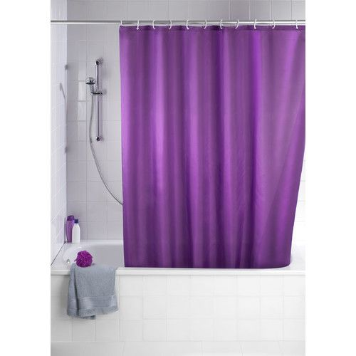 Found it at Wayfair.co.uk - Anti-Mould Shower Curtain