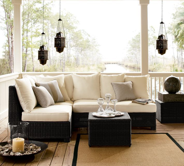 patio furniture design ideas. combine function and style with pottery barnu0027s outdoor patio furniture decor bring indoor elegance to spaces design ideas