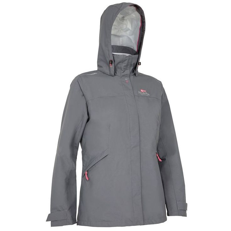 Kadın Yelken Mont ve Ceketleri Su Sporları - COASTAL 100 MONT  TRIBORD - SPORLAR