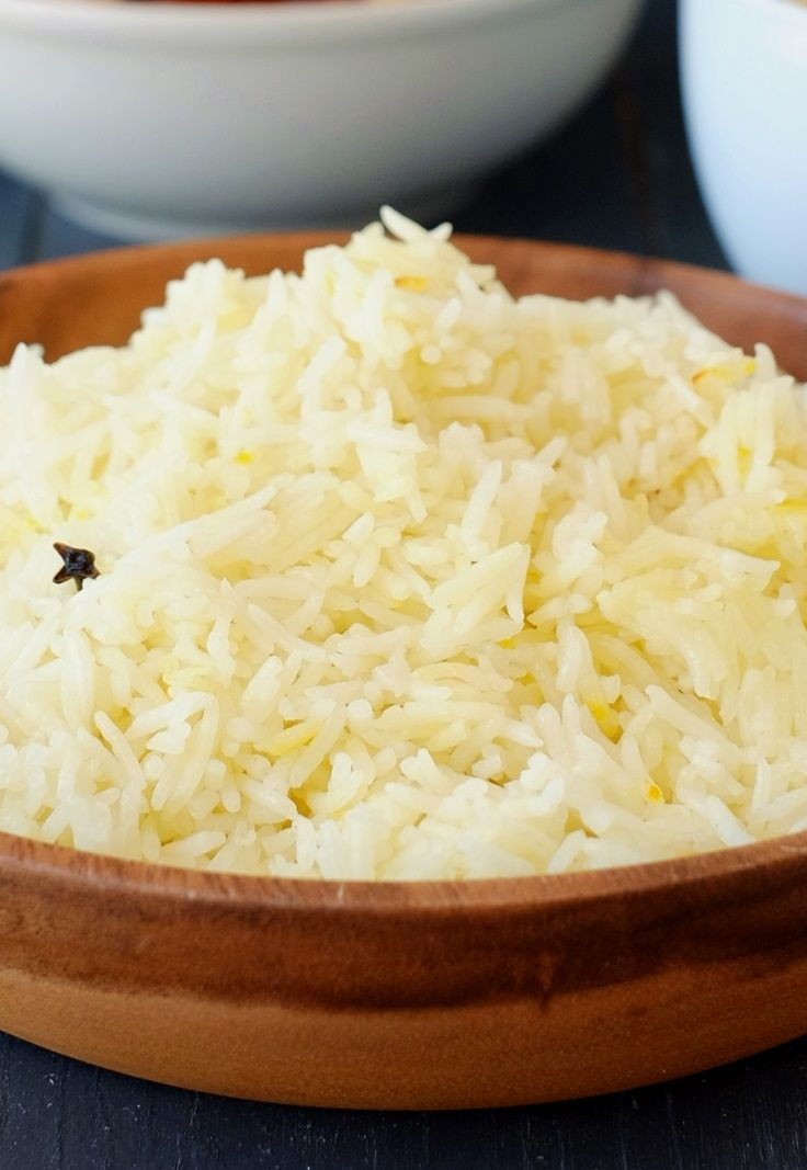 Safran-Gewürz-Reis - ein indischer Genuss