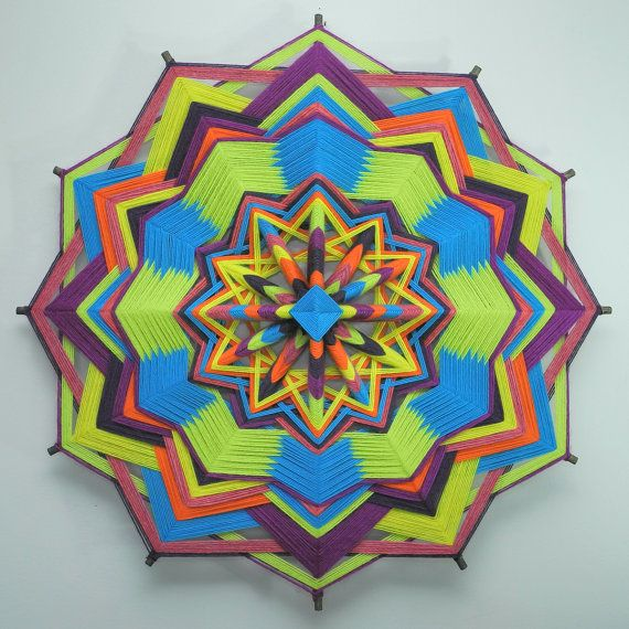 The Source, a 24 inch, Ojo de Dios, IN STOCK, ready to ship