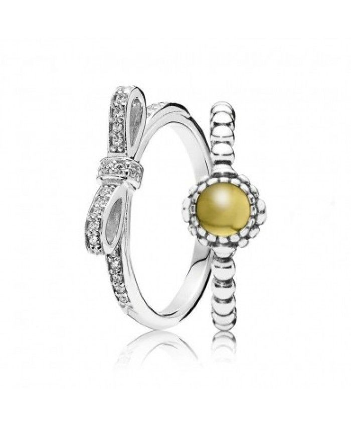 5077560f7 ... Pandora Opulent October Birthstone Ring Stack Thanksgiving 30 DAY  RETURNS POLICY - FREE DELIVERY RETURNS ...