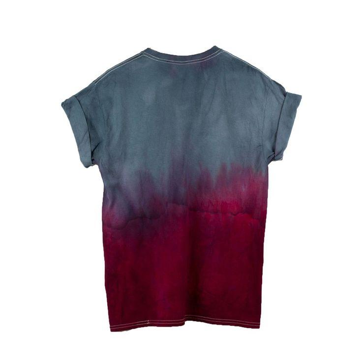 1 t shirt 25 2 t shirts 40 savings of 10 use for Mens dip dye shirt