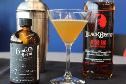 Blackbeard Rum Cake Recipe