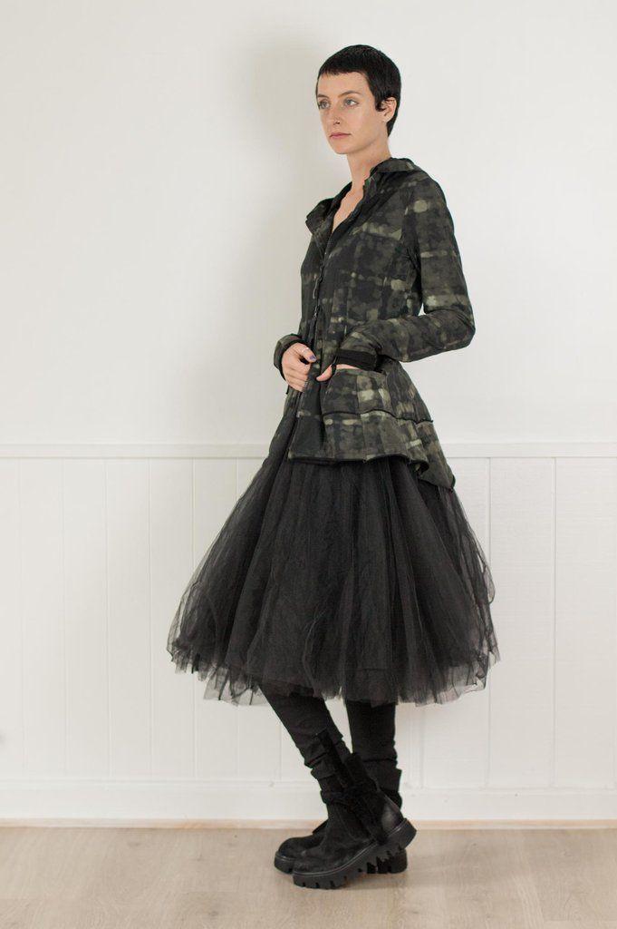24dbe2fb9938e8 Rundholz Black Label Walton Skirt
